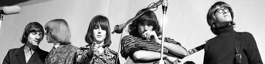 Os 50 anos do Jefferson Airplane