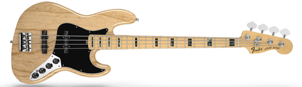 Fender Jazz Bass Natural