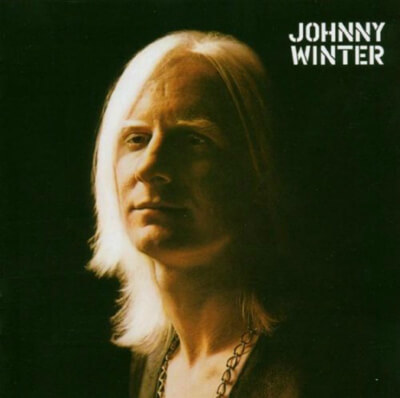 Capa do disco Johnny Winter