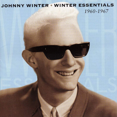 Capa do disco Johnny Winter - Winter Essentials